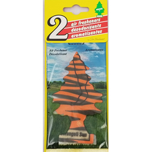 03022503 - Tree Air Freshener 2 Pack Serengeti Sun