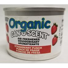 03082307 - Medo Strawberry Punch Organic, Canned Air Freshener