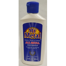 0377282 - Mr. Metal 100ml Polish Kit