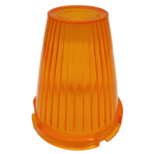 0499032A - Amber Cut-Off Top Torpedo Lens