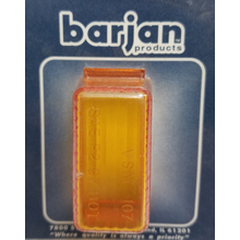 049BP10715A - Amber Mini Rectangular Lens Carded