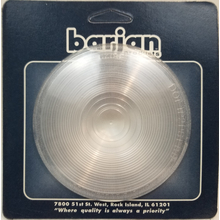 "049BP41015W - Clear Lens 4-1/4"" Round Carded"