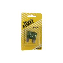 058BPMAX30 - Blister Packet Maxi Max 30 Amp Fuse