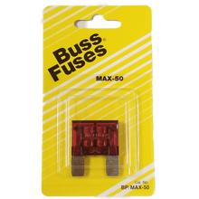 058BPMAX50 - Blister Packed Maxi Max 50 Amp Fuse