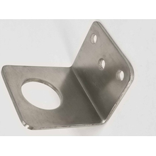 "TM750 - Twinpoint 3/4"" Hole Stainless Steel Trunk Antenna Bracket"