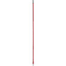 TSM3-TSM3-R - Everhardt Red 3/4 Wave 3' Superflex CB Antenna