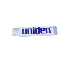 UNIKNIFE - Uniden Logo White Box Knife