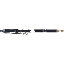 WFGT5-B - Wilson 5' Tunable Tip Fiberglass Cb Antenna (Black)