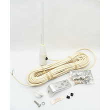 ASM188 - Antenna Specialists 4' Sailboat Antenna w/ 60' Coax