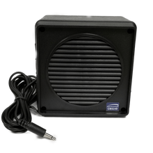 "CBS240B - Speco 5 Watt 3-1/2"" Waterproof Speaker (Black)"