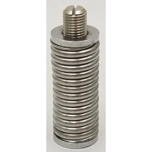 D306 - Twinpoint Stainless Steel Light Duty Antenna Spring