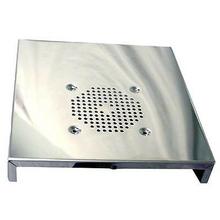DXCO - Replacement Chrome Radio Case