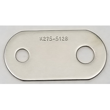 KWM3 - Twinpoint Stainless Steel Antenna Bracket For Kenworth Trucks W/O Stud