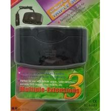P312B - Marmat Triple Outlet Cigarette Lighter Plug