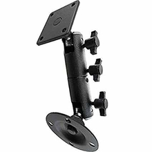 "PED1 - Twinpoint / Workman 6"" Heavy Duty Pedestal Radio Mount  € ‹"