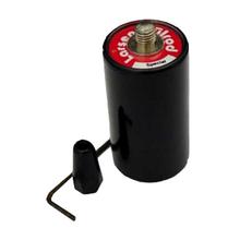 PO50B - Larsen 47-54Mhz Black Coil & Whip Antenna