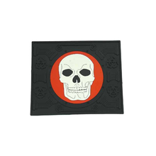 0241052 - Skull & Crossbone Rubber Utility & Vehicle Mat
