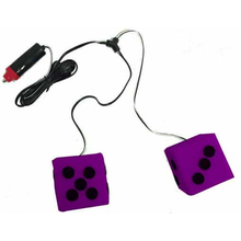 024740 - Liteglow Purple 12V Lighted Dice