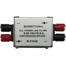 PLF1520 - Procomm 15 Amp Universal DC Power In-Line Noise Filter