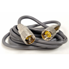 PP8X18 - ProComm 18' RG8X Coax Cable W/PL259s