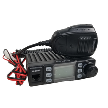 SR25MC - 10 Meter Radio 20 Watts 7 Color LCD with RF/MIC Gain