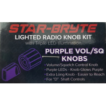 SRNK2X - Nitro Knob Volume / Squelch (Multiple Color Options)