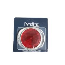 "049BP472R - Reflector Red 3"" Aluminum 2/Card"