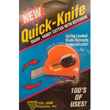 08606500 - Quick Knife Carded In Display Box