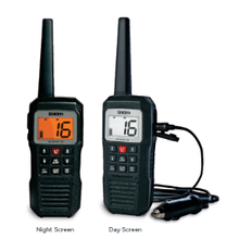 Atlantis155 - Uniden 3-Watt Floating Handheld VHF Marine Radio