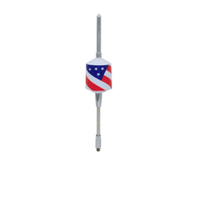 W2000T-10USA - Wilson - 3500 watt, 10in Shaft 40in Whip (USA Flag)
