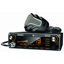 BC980SSB-T - Uniden CB Radio with SSB (Peaked and Tuned)