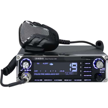 BearTracker885T  - Uniden Full Featured 40 Channel CB Radio with Digital Scanner (Peaked and Tuned)