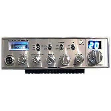 CX46TURBON1 - Connex 40/4 Watt Am/Fm 10 Meter Mobile Radio