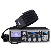 DX939F-T - Galaxy Mid-Size 40 Channel CB Radio (Peaked and Tuned)