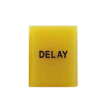 TSLENS-Y - Galaxy Texas Star Replacement Yellow Lens Cover Delay