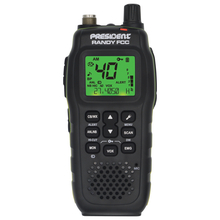 RANDY - President 40 Channel Handheld CB Radio