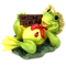 1257003 - Welcome To My Pad Decorative Resin Statue Frog