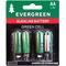 EBAA - Evergreen 4 Pack AA Cell Alkaline Battery