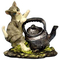 1256883 - Playful Cats Statue, Each