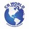 CBWS - CB World Logo Decal