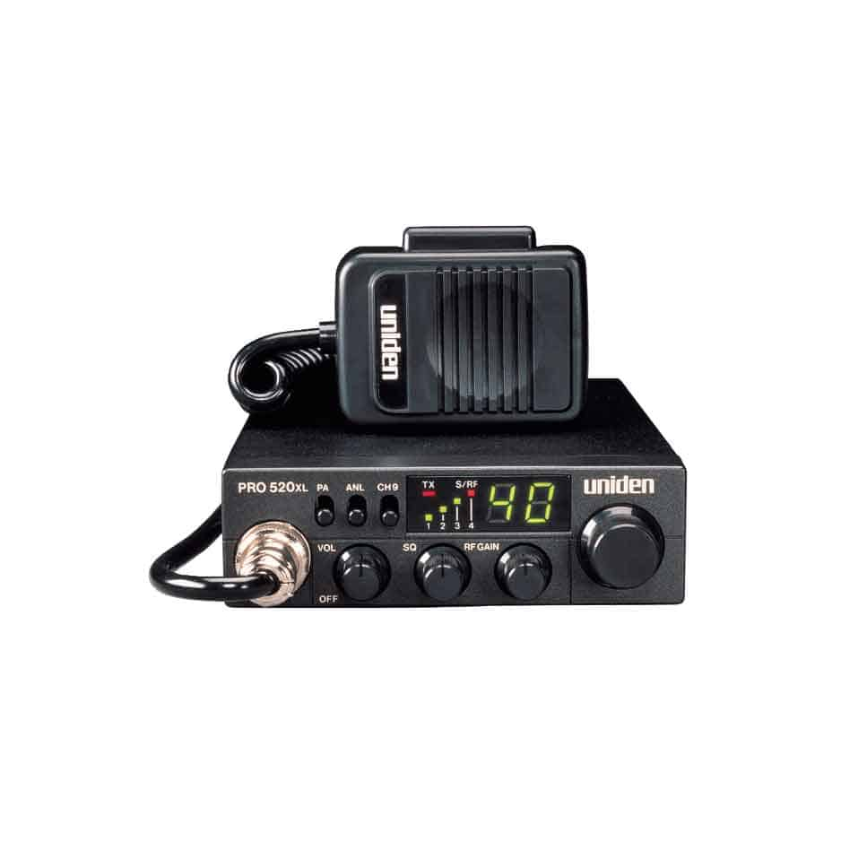 Uniden Mobile 40 Channel CB Radio
