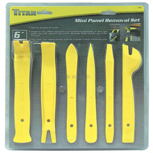 11566 - Titan Tools 6 Piece Nylon Slim Line Removal Kit
