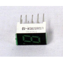 010076 - Cobra® Aep-D032B-Va, Frequency Display