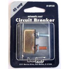 059BP540 - 40 Amp Automatic Reset Circuit Breaker