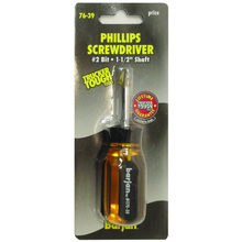 "07639 - 1/4"" Phillips Head Screwdriver"