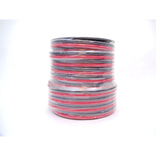 10RB5 - Twinpoint 10 Gauge Zip Wire (Red/Black) 50 Ft Spool