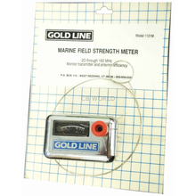 1101M - Goldline 20-160Mhz Marine Field Strength Meter