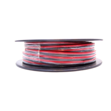 12RB1 - Twinpoint 12 Gauge Zip Wire (Red/Black) 100 Ft Spool