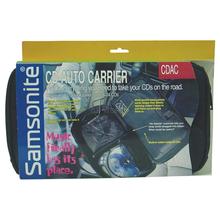 295CDAC - Nylon Card CD or DVD Auto Carrier