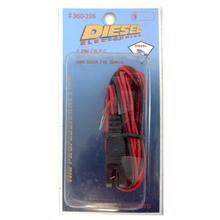 360226 - 5' 2 Pin Standard Power Cord